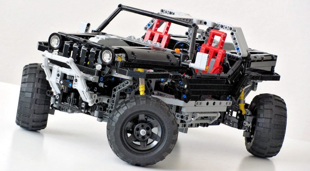 Quadra steering system or four wheel steering system
