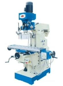 Planetry milling machine
