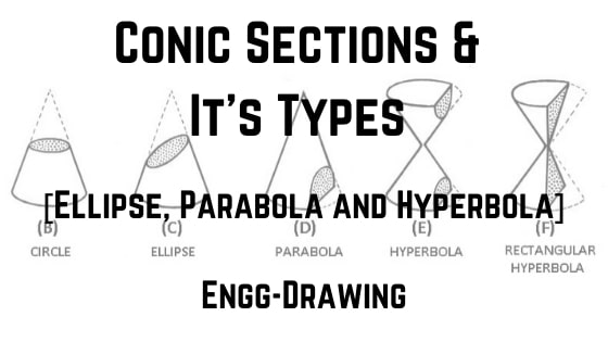 Conic Sections & It's Types