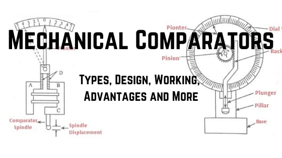 types of Mechanical Comparator