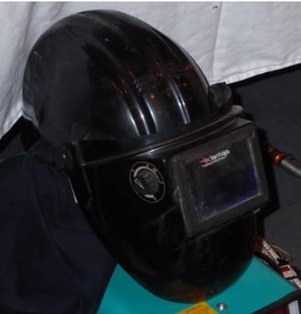 Welding Hand-screen or Helmet
