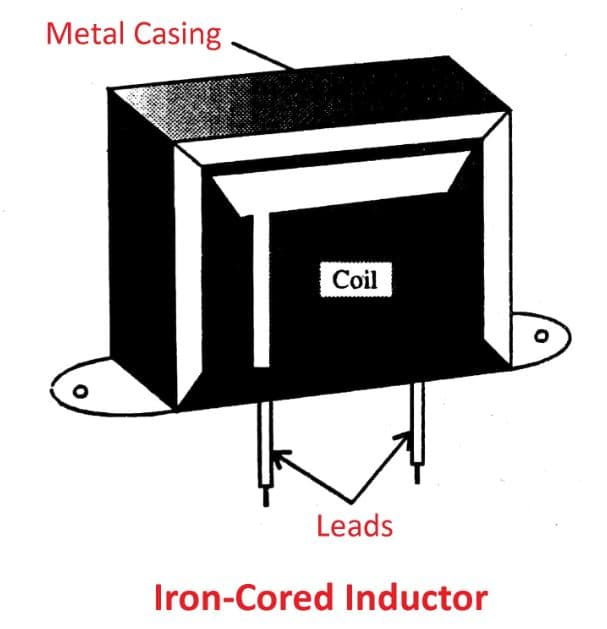 Iron Cored Inductor