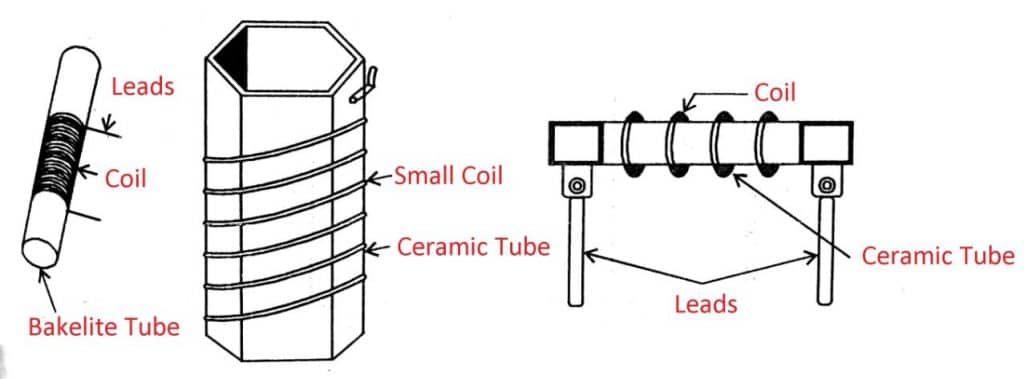 Radio Frequency Inductor