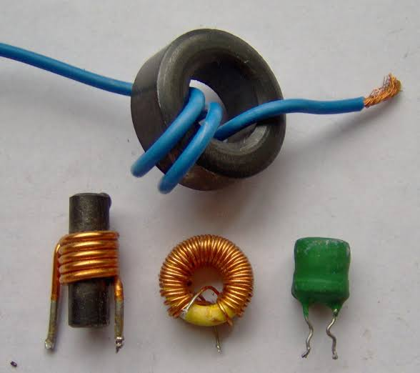 Inductors and types