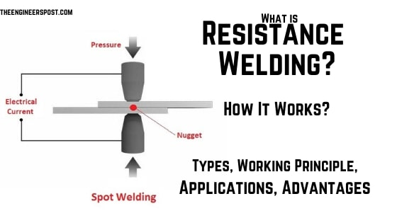 Resistance Welding types and working