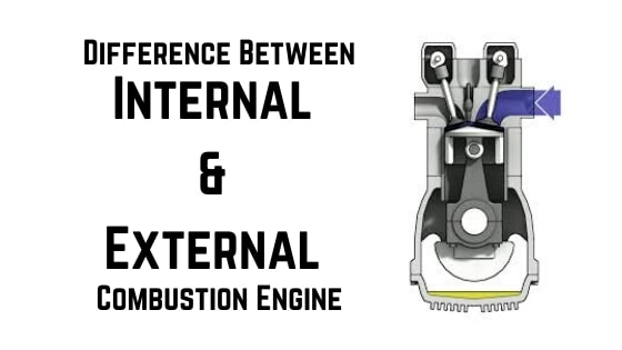 Difference Between Internal and External Combustion Engine