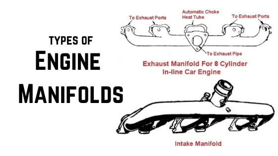 intake and exhaust manifolds