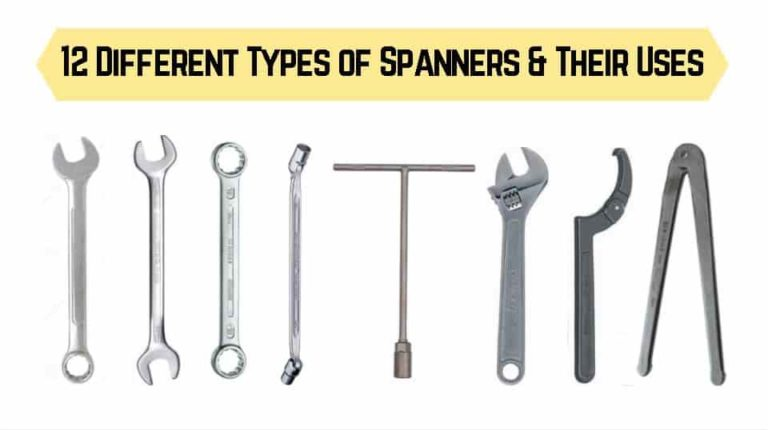 Types of spanners