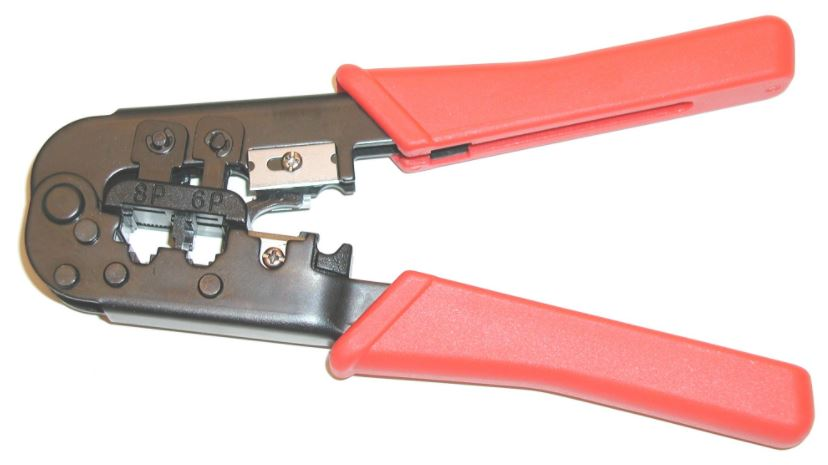 Types of pliers - Crimping Plier