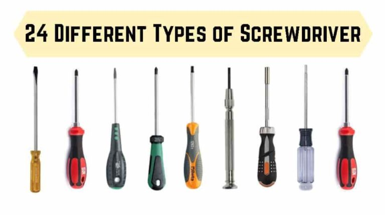 types-of-screwdriver