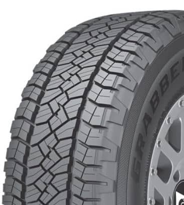 All-purpose or Trail tires