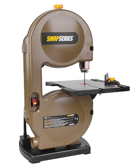 Types of saws - Band Saw (Stationary)