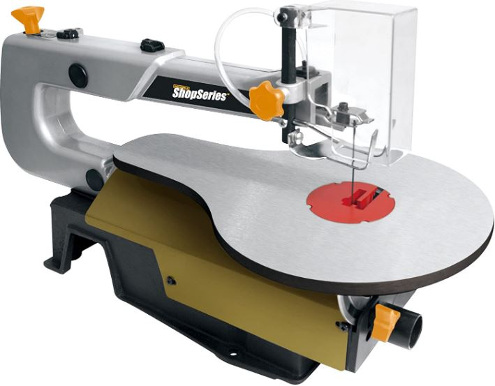 Types of saws - Scroll Saw