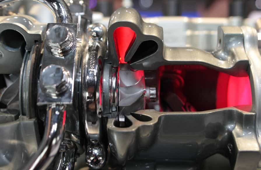 Types of Turbocharger - Twin Scroll Turbo