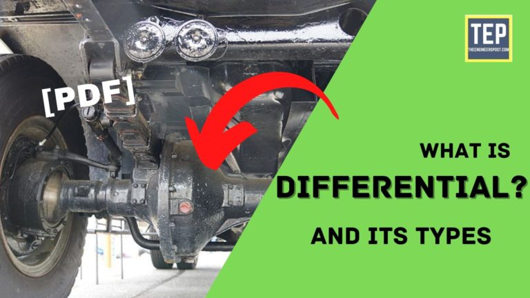Types of Differential