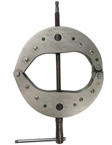 Types of Clamps - Dimide Clamp