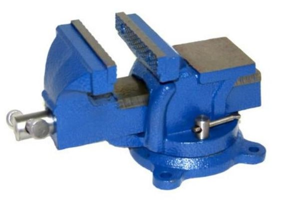 Types of Clamps - Bench Vise