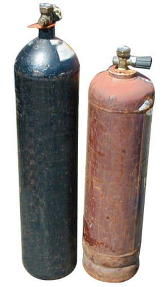 Welding Tools and Equipments - Gas Cylinder