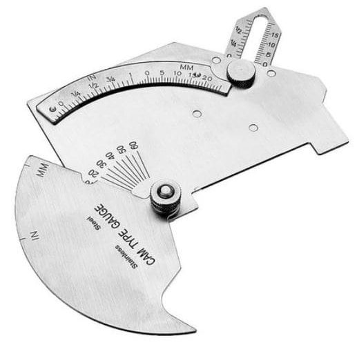 Scale and Weld-gauge