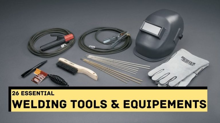 welding tools and equipments